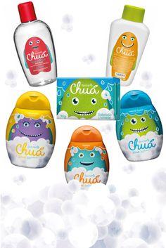 Para começar a semana com muita diversão, até na hora do banho!  #Biocrema #Chuá #Banho #Crianças