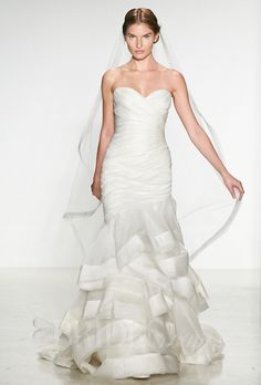 Wedding Dresses Fall 2014 For Older Brides Brides Kelly Faetanini Fall