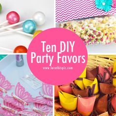 Ten+DIY+Party+Favors+diy+party+ideas+party+crafts+party+favors+diy+party+favors+parties+party+favor+ideas