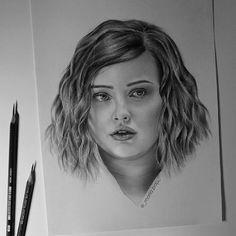• K A T H E R I N E  L A N G F O R D • . . . #pencil #sketch #art #drawing #portrait #artistic_share #arts_help #art_collective #arts_gallery #dailyart #sketch_daily #art_spotlight #worldofartists #artscrowds #artistic_unity_ #artdiscover #sketching #artwordly #artshare #graphite #sketchbook #katherinelangford #13reasonswhy #hannahbaker