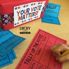 Election Activities in the Classroom! Simple ways to get your kids excited about the elections!
