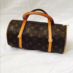 Authentic Louis Vuitton Papillon 26. Authentic Louis Vuitton Pappilon 26. Gently used. $400. Louis Vuitton Bags