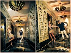 Engagement session at the Viceroy #miami #downtown #hotel