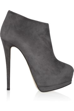 Giuseppe Zanotti | Suede ankle boots |