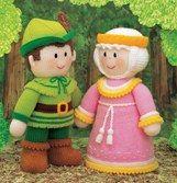 Robin Hood and Marion