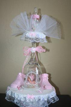 Centro de mesa de bebé ducha por Maylin201 en Etsy