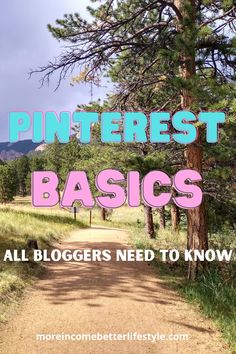 Are you wondering how to get more people to see your blog ideas on Pinterest? If you want to use Pinterest for your blog, you will need to keep these things in mind to get a good start.