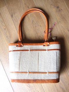 Colony Raffia Bag - £26.00