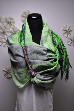 Infinity scarf, how many different ways do you think that you can wear this?