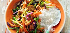 Crispy Tofu and Broccoli Stir-fry