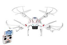 WayIn® X101C 2,4 GHz 6 Axis Gyro RC Quadcopter con la función 3D Rollo de tropiezo, cámara HD 720P Wifi, una función de retorno clave y modo sin cabeza aviones no tripulados - http://www.midronepro.com/producto/wayin-x101c-24-ghz-6-axis-gyro-rc-quadcopter-con-la-funcion-3d-rollo-de-tropiezo-camara-hd-720p-wifi-una-funcion-de-retorno-clave-y-modo-sin-cabeza-aviones-no-tripulados/