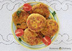 Kotlety warzywne • Domowe Potrawy Baby Food Recipes, Kids Meals, Food And Drink, Breakfast, Ethnic Recipes, Star, Diet, Recipes For Baby Food, Morning Coffee