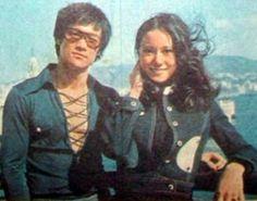 Brucie and Nora Miao, Ocean Terminal promo , Hong Kong