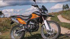 ирбис XR250R мотоцикл 2015 ! ( snow leopard motorcycle XR250R 2015 )