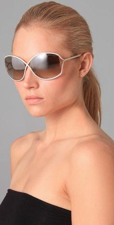 8ce2ef1a46 Tom Ford Eyewear Rickie Sunglasses Tom Ford Eyewear