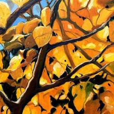 Painting Leaves - Norton Safe Search