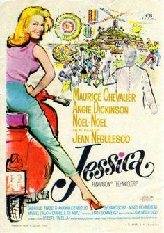Jessica #film #poster (1962)