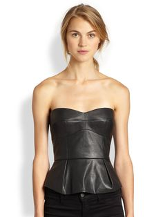 https://www.lyst.com/clothing/bcbgmaxazria-faux-leather-peplum-bustier-top-black/
