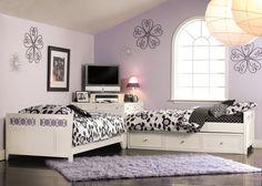 Good idea for twins room