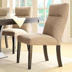 Homelegance Avery Side Chairs - Espresso - Set of 2   Jet.com