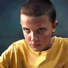 Eleven fan artwork