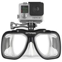 1. GoPro Dive Mask for Scuba Diving and Snorkeling