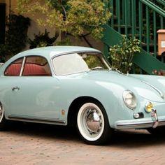 Robins egg blue car