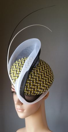 Linda Ford #Millinery is loving where the journey of millinery is taking her. #hatacademy
