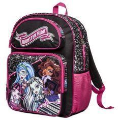 Monster High Backpacks For Girls | Keenzu