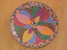 Love this #bowl #mosaic idea