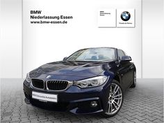 BMW 435d xDrive Cabrio M Sportpaket AHK Navi HeadUp
