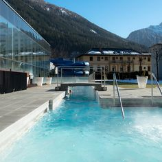 Relax. Refresh. Renew. #visitgastein Bad Gastein, Spa, Heart Of Europe, Wellness, Relax, Water, Health, Outdoor Decor, Winter Vacations