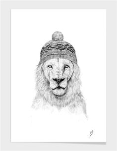 """Winter is coming"" - Numbered Art Print by Balázs Solti on Curioos"
