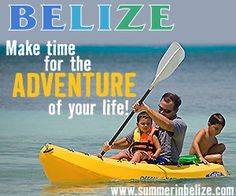 Belize by natural light.  A guide to Belize.