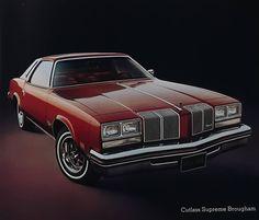 "Autos de Ayer on Instagram: ""'76 Oldsmobile Cutlass Supreme Brougham Coupe (Brochure) #oldsmobile #oldsmobilecutlasssupremebrougham #cutlasssupremebrougham #cutlass…"" Oldsmobile Cutlass Supreme, Oldsmobile Delta 88, Oldsmobile Toronado, Cadillac Fleetwood, Audi A4, Jeep Viejo, Corvette, Mazda, Stratus"
