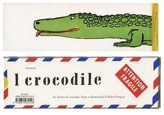 Robert Delpire - Les larmes de crocodile