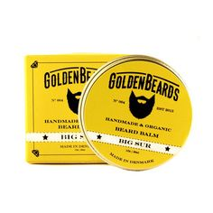 Golden Beards for Golden Men Argan Oil, Jojoba Oil, Apricot Oil, Awesome Beards, Beard Balm, Big Sur, Shea Butter, Saving Money, The Balm
