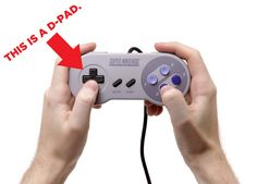 Blisters on your fingers from playing Street Fighter using a D-Pad.   34 Things About Video Games Kids Today Will Never Experience