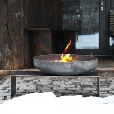 Pæn 12 Best Bålfad images | Fire bowls, Cast iron, Fire pit bowl IU36