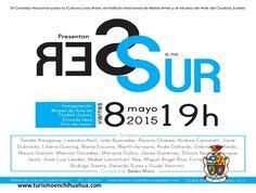 """El próximo 8 de mayo será la apertura de el evento """"Ser o no Sur"""" en el Museo de Arte de Ciudad Juárez. La entrada será libre y se dará vino en honor a este evento. Esta es la tercera exposición colectiva en la que se destaca la producción y exhibición de artes visuales en la frontera México-Estados Unidos. Disfruta la nueva Ciudad Juárez. #ciudadjuarez"""