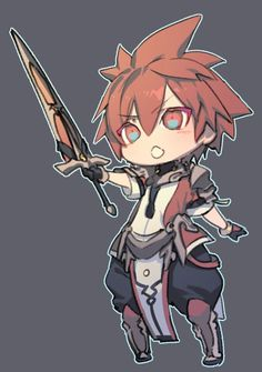 Elsword: Lord Knight