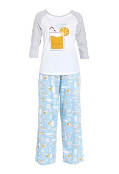 Your Daily Squeeze Pj Set from Peter Alexander