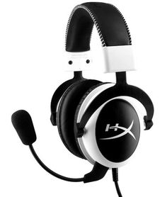 BUY NOW HyperX Cloud Gaming Headset White HyperX Cloud Gaming Headset White Compatible with PCs, notebooks, tablets, mobile Cloud Gaming, Headphones With Microphone, Best Headphones, Gaming Headphones, Best Ps4 Headset, Surround Sound Headphones, Playstation, Best Surround Sound, Cheap Gaming Laptop