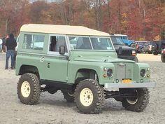 Land Rover Defender/Series : Photo