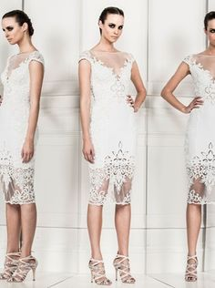 Zuhair Murad Ready-To-Wear Collection 2014