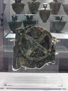 Peças coletadas do fundo mar em 1901 revelam mecanismo de 2 mil anos atrás e que…