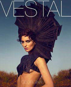 Vestal editorial Mag vialainclaridge.co.uk BellaDonna