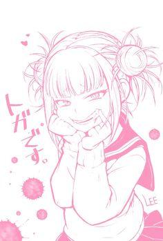 Himiko toga pink manga