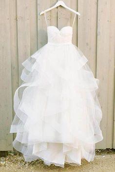 Wedding Dresses A-Line #WeddingDressesA-Line, 2018 Wedding Dresses #2018WeddingDresses