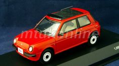 KYOSHO 2007   NISSAN BE-1 CANVAS TOP 1987   1/43   LIMITED EDITION 1,008PCS